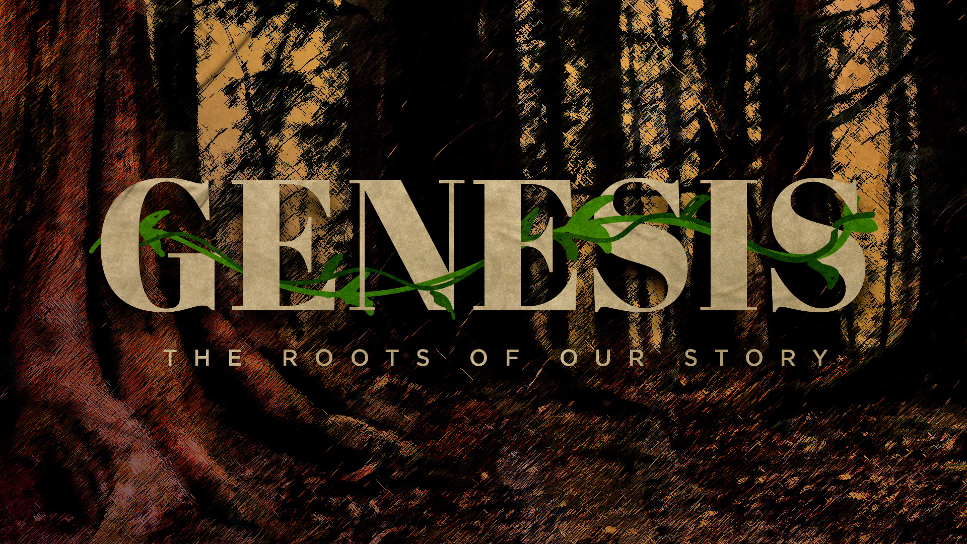 Recap of Genesis Series: The Roots of Our Story