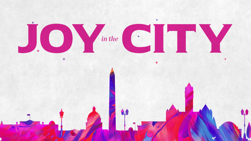 Joy in the City