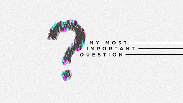 My Most Important Questions 2019| Week 2